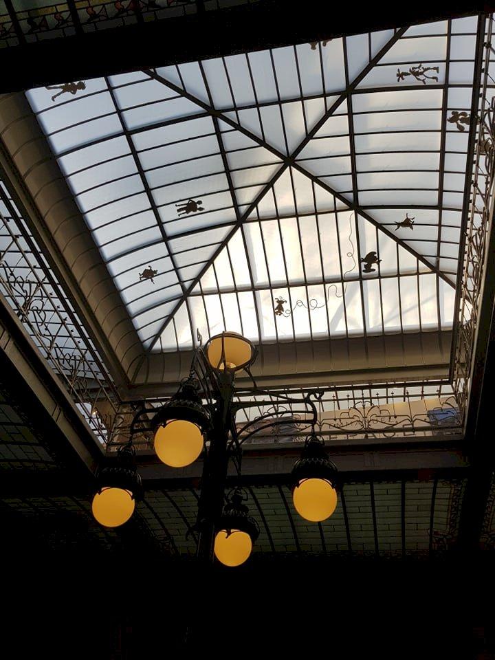 Visite du musée de la BD à Bruxelles  (25/11/19)