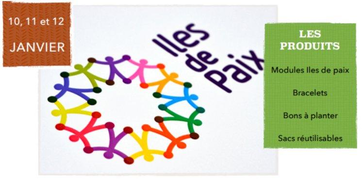 Campagne 2020 - Îles de Paix