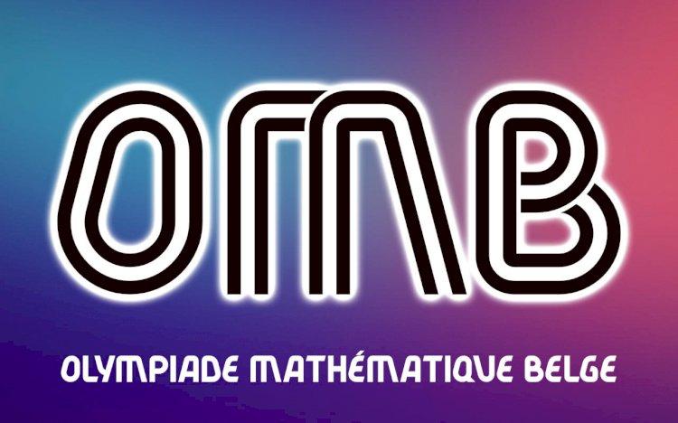 45e Olympiade Mathématique Belge (OMB 2020) - Liste des qualifié-e-s