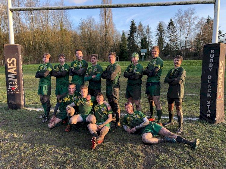 Rencontre  rugby interscolaire du mercredi 12 février 2020