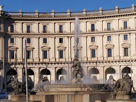 Voyage à Rome